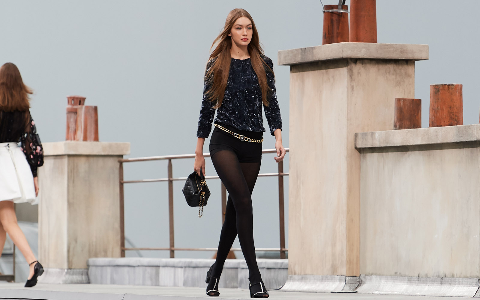 Gigi Hadid - Chanel Spring Summer 2020 collection