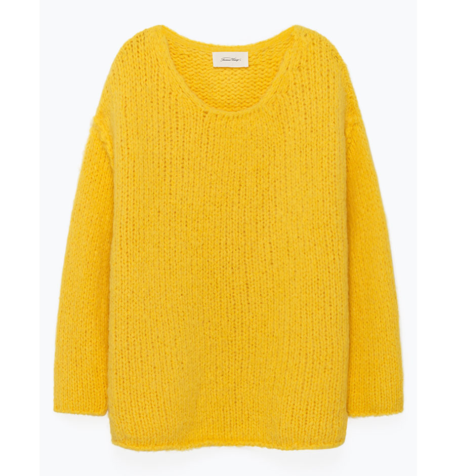 Basik Knit by American Vintage Mailles et Matieres