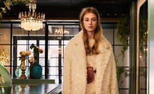Be Blumanrine Eco Fur Fall Winter 2019 collection