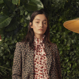 Be Blumarine Animal Print Fall Winter 2019