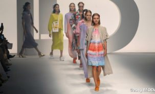 Laura Biagiotti Spring Summer 20120 collection