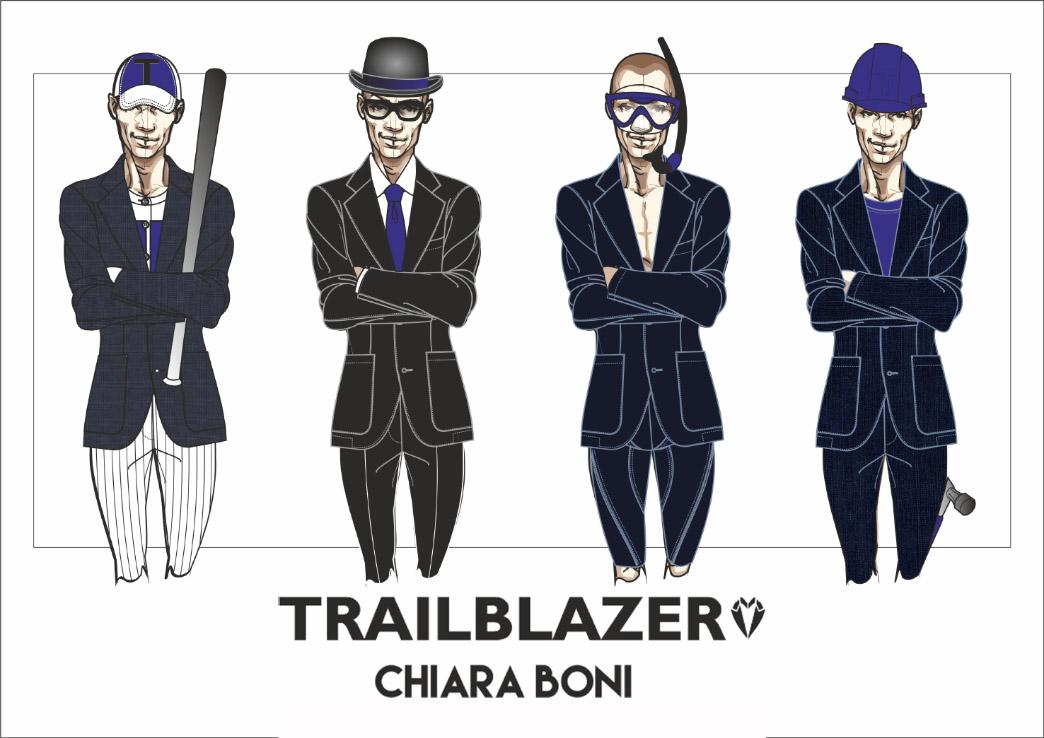 Chiara Boni new capsule Trailblazer