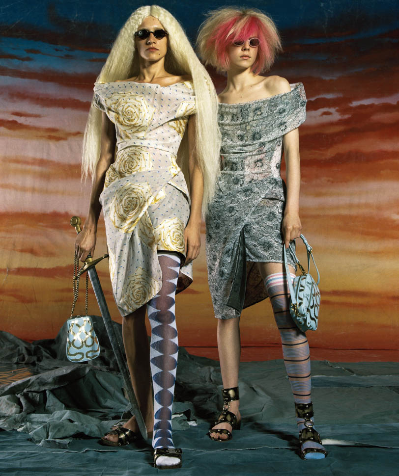 Not just our land: Vivienne Westwood Spring Summer 2020 collection