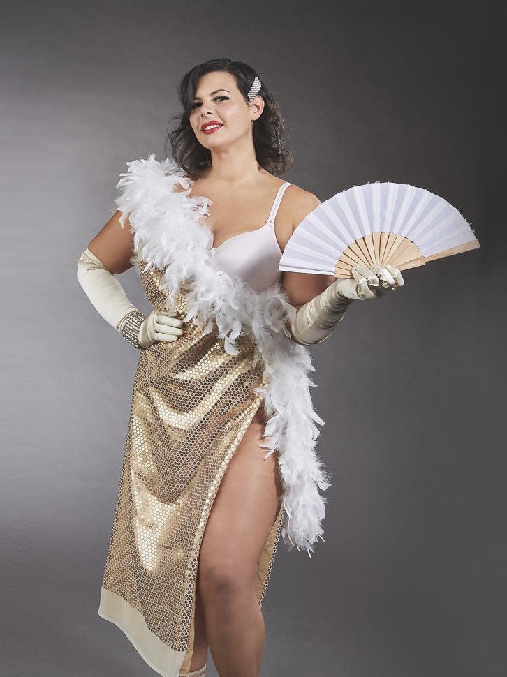 Chiara Zanaica .Calendario Beautiful Curvy