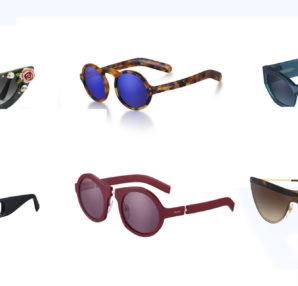 Dolce&Gabbana Jungle, Giorgio Armani, Versace Eyewear Medusa, Valentino, Prada, Vogue Eyeweaar
