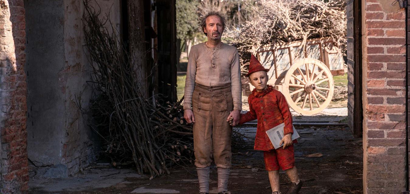 Pinocchio e Geppetto . Foto Greta De Lazzaris