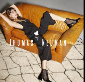 Thomas Neuman Fall Winter 2019 adv campaign