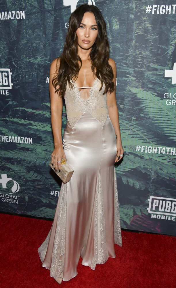 Megan Fox - The american actress and model Megan Fox for the red carpet (photo b Rodin Eckenrot)