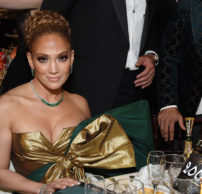 Jennifer Lopez (photo by Michael Kovac)