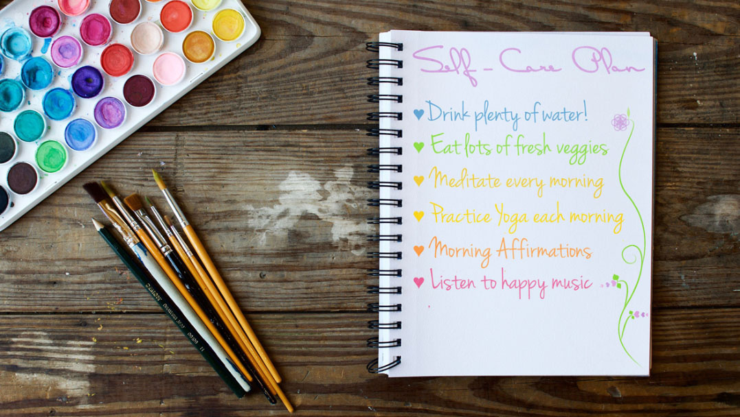 Fare spazio alla creatività per calmarsi