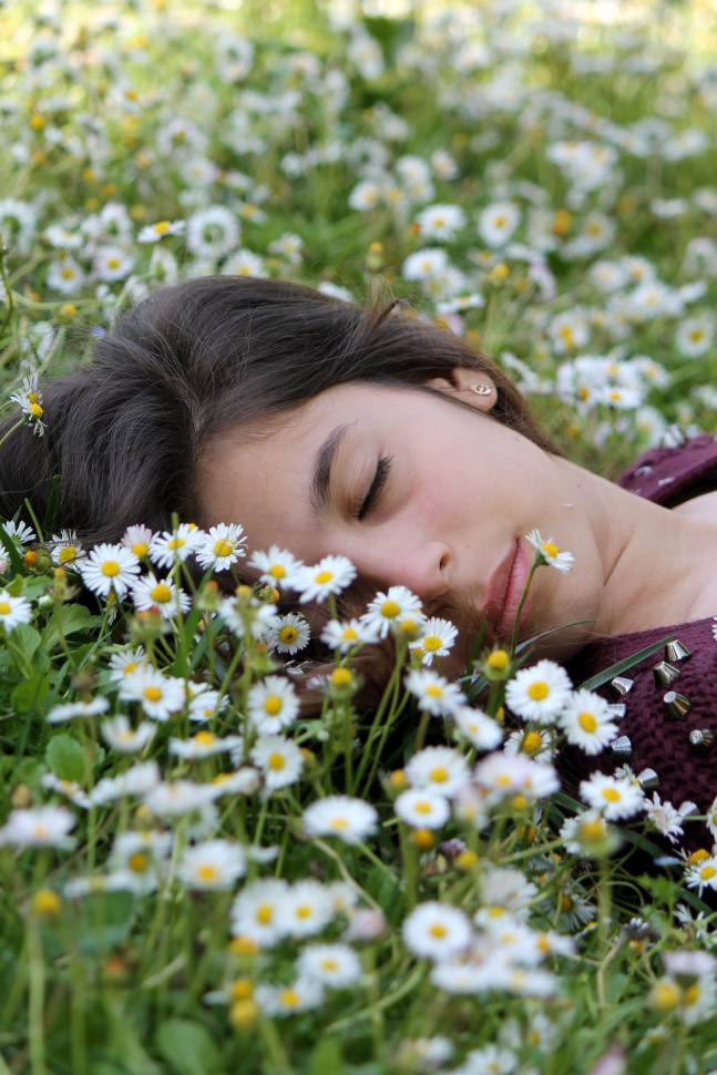 Riconnetersi con la natura per rilassarsi