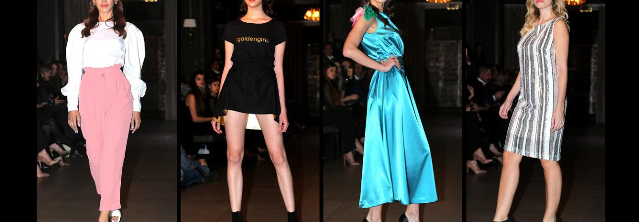 BINF Fashion Show . Shein, Oro Not . Patrizia Conti, Smo'H Wil