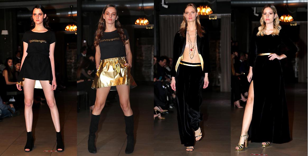 BINF Fashion Show . Oro Not