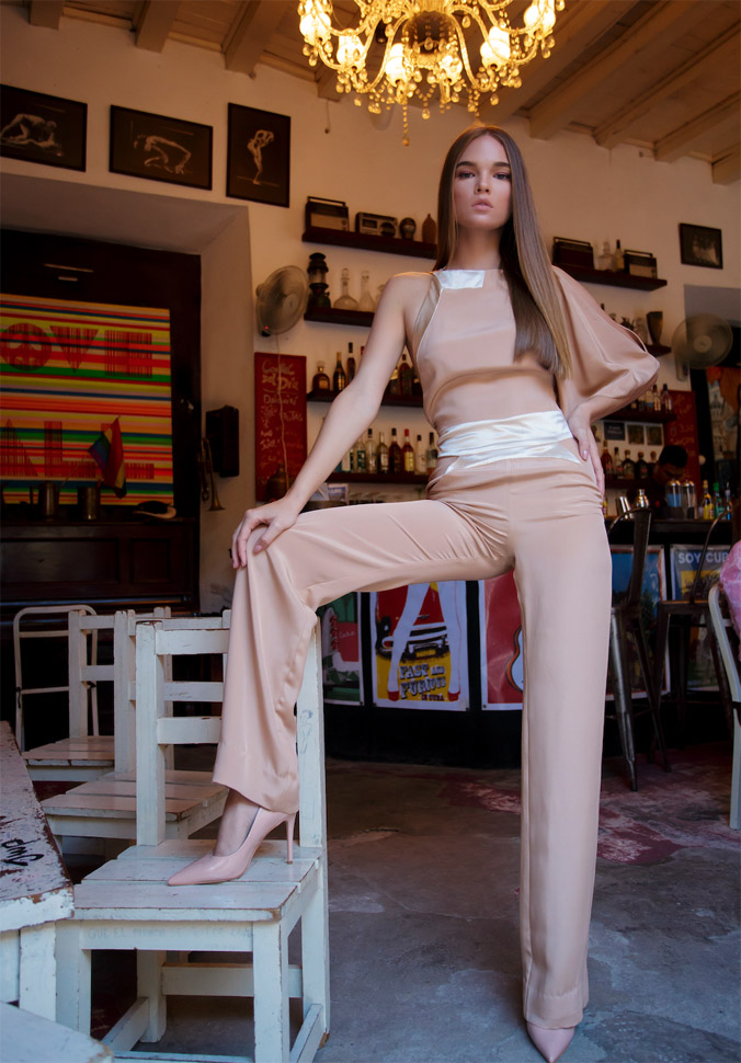 Maison Thondike elegant sensuality - Spring Summer 2020 collection