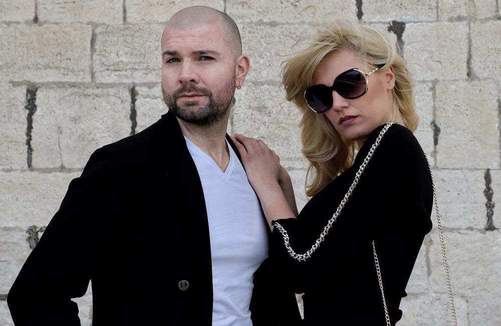Raffaella Di Caprio & Miky-Falcicchio for Carla Sanchez