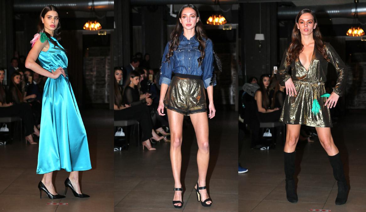BINF Fashion Show . Patrizia Conti