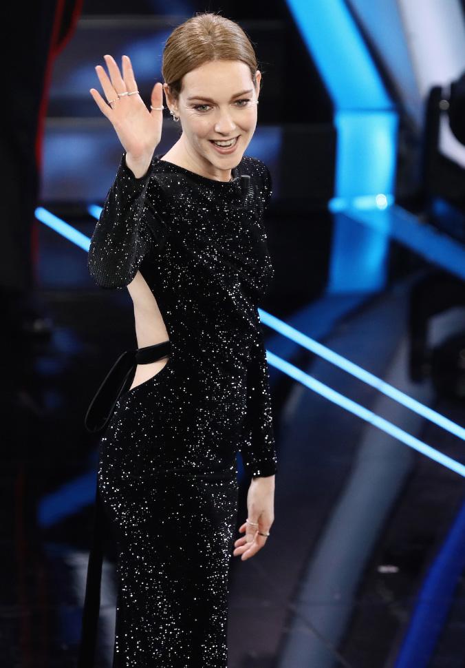 Cristina Capotondi indossa Pandora
