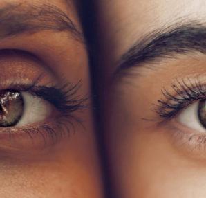 benessere occhi gonfi