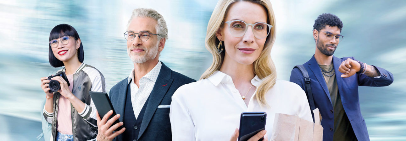 Zeiss SmartLife . In combination with the wearer's age, visual needs and the latest optical technologies, ZEISS SmartLife Lenses are poised to deliver exceptional visual comfort in our connected, dynamic world – every day and across all age groups.