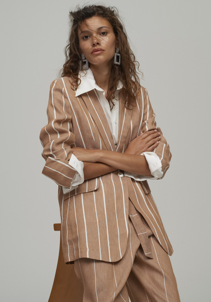 Beatrice.b Classy Linen Lines Spring Summer 2020 collection