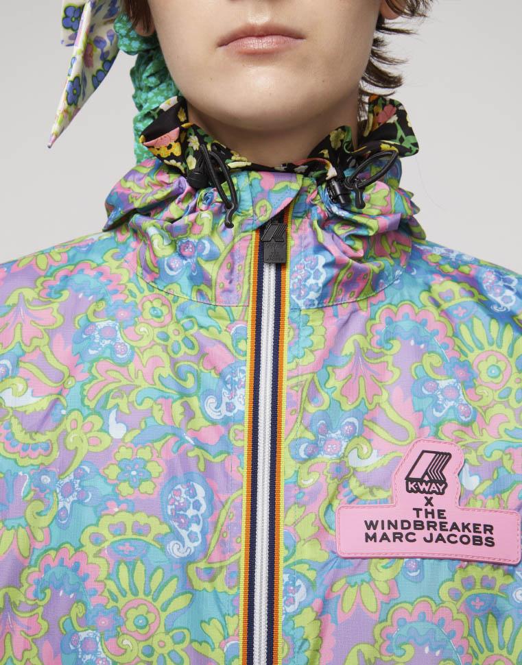 K-Way Marc Jacobs