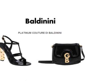 Baldinini Platinum Couture