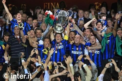 Inter Campione Champions Legue 2010
