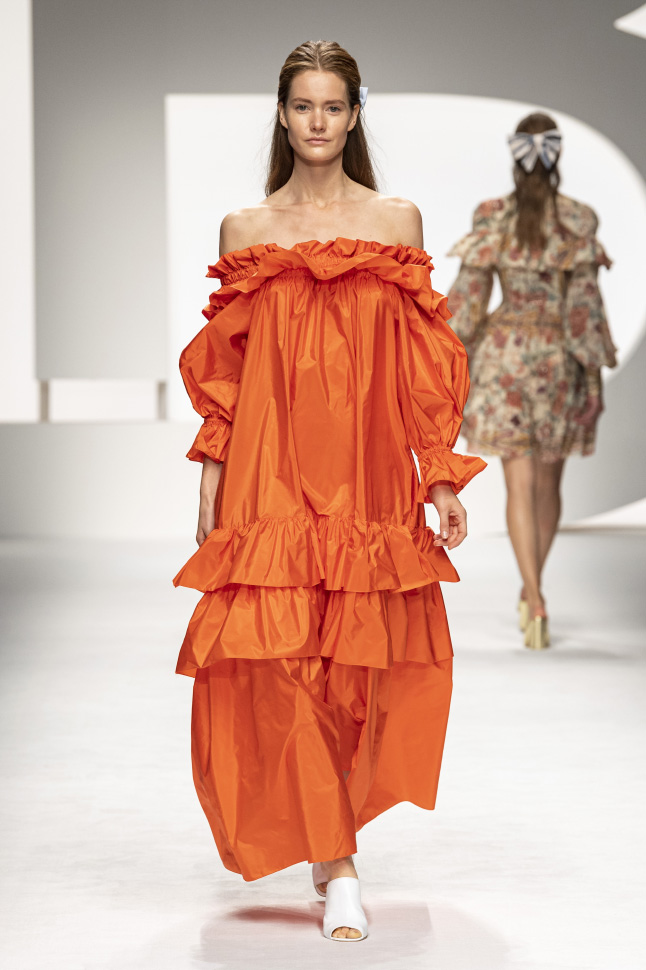 Spring Summer 2020 Laura Biagiotti's Bambola dress