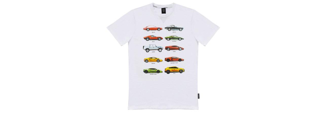 Automobili Lamborghini collezione Menswear Primavera Estate 2020