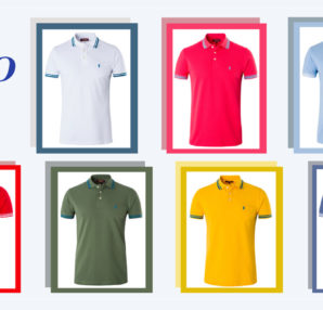 MCS polo shirt