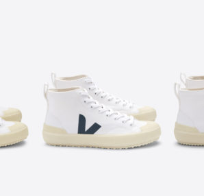 Veja Nova High Top unisex vegan model