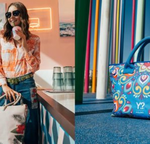 YNOT summer 2020 beach bags