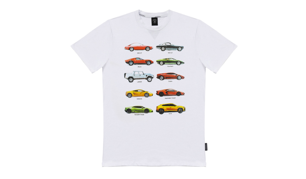 Automobili Lamborghini Menswear Spring Summer 2020 collection