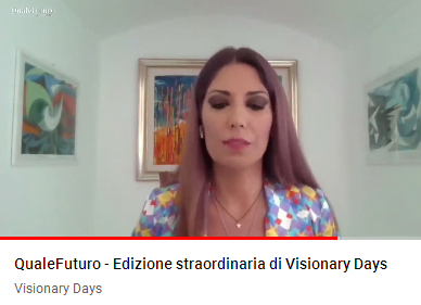 Lavinia Biagiotti speaker Visionary Days