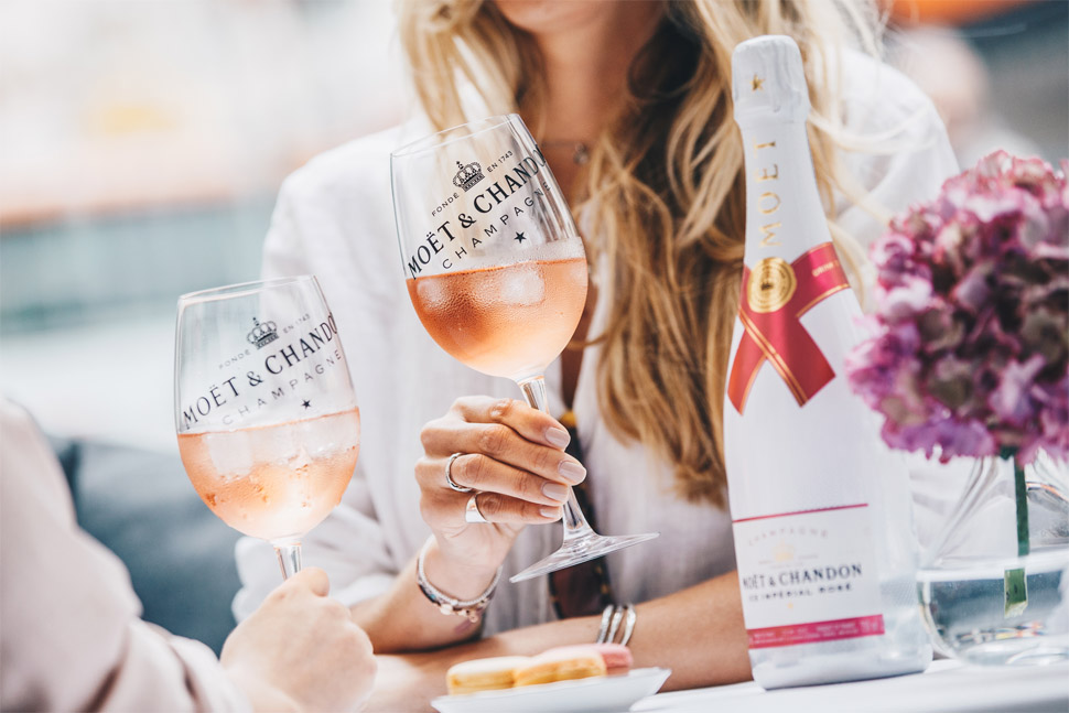 Moet Chandon Ice Imperial Rose