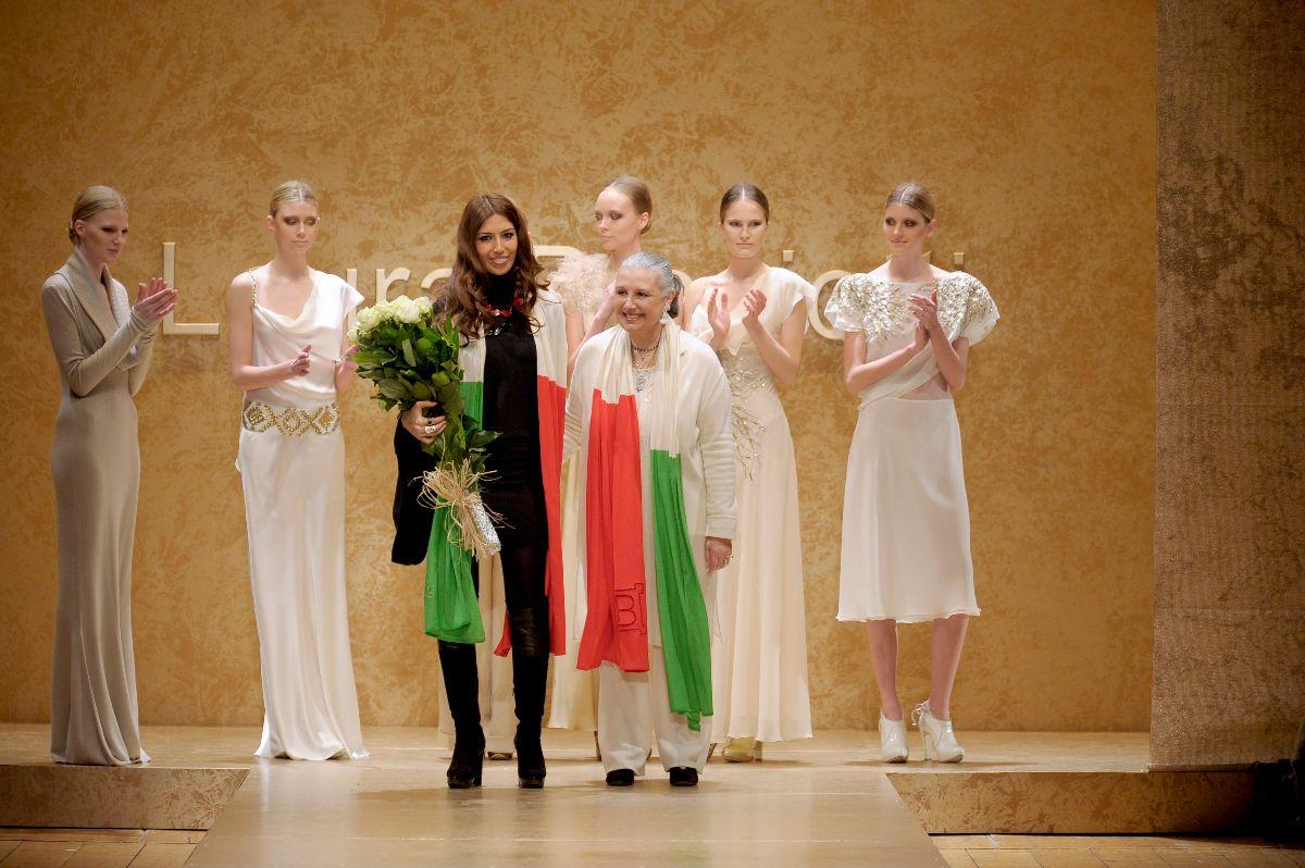 Tifiamo per l'Italia, Laura Biagiotti Primavera Estate 2020