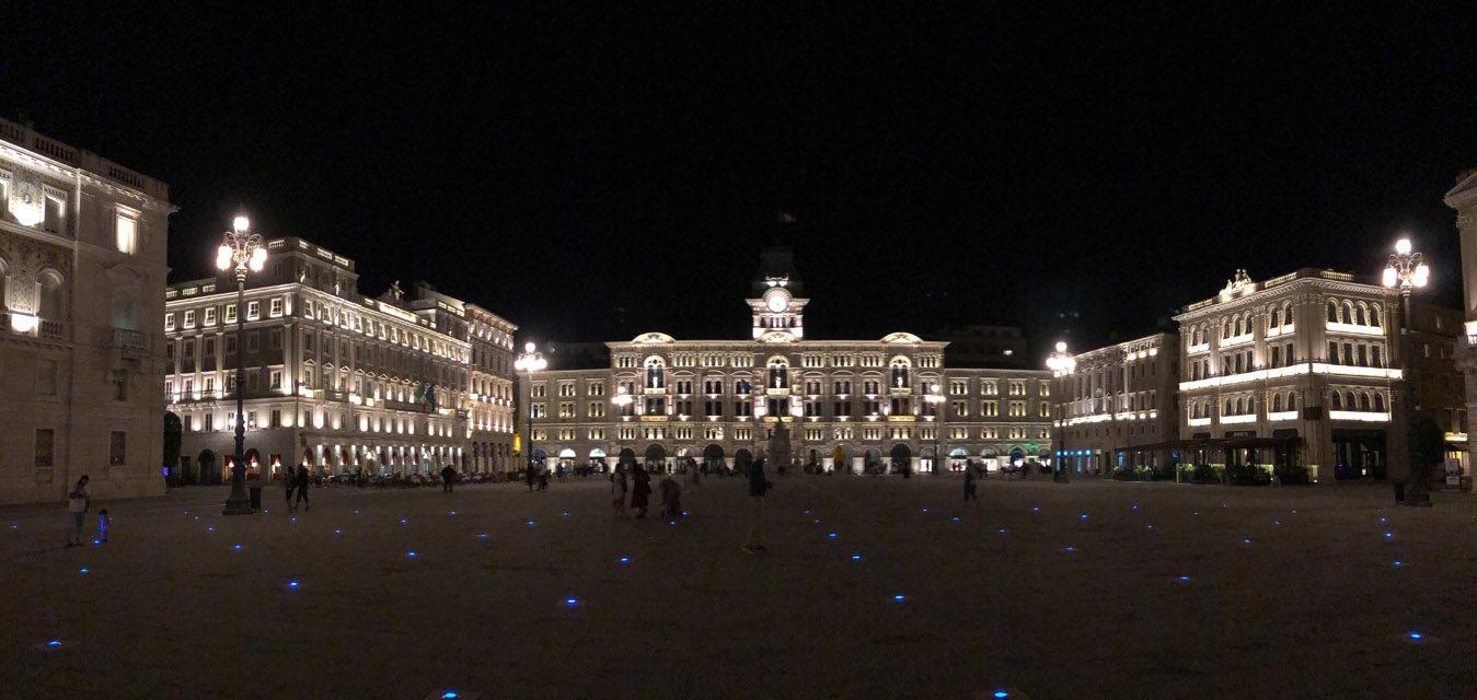 Trieste, una perla italiana.
