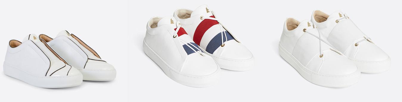 Daniel Essa Sneacker Made In Italy