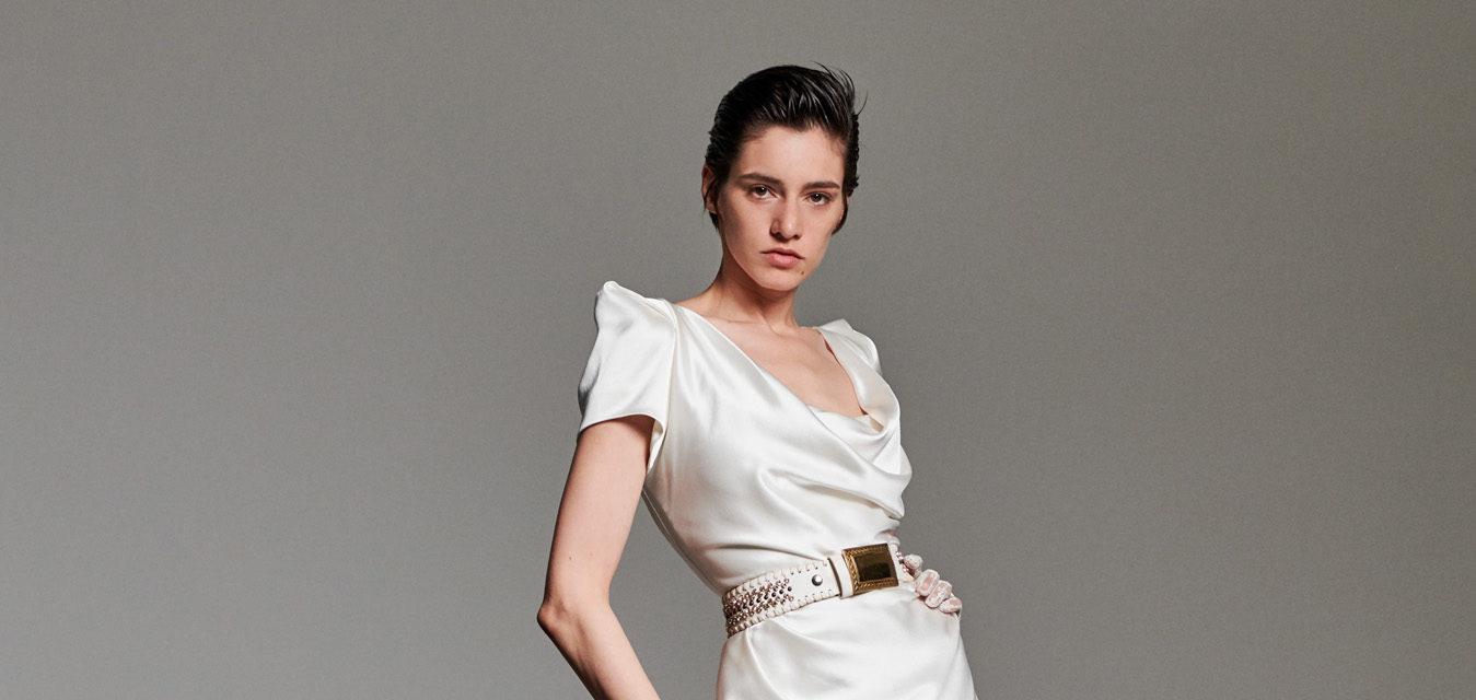 Vivienne Westwood Made-to-Order Rose Bridal 2020