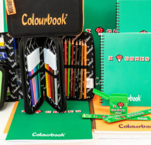 Colourbook - Back to School 2020