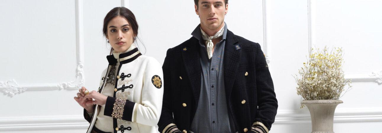"""La Martina """"Guards"""" Fall Winter 2020/21 collection"""