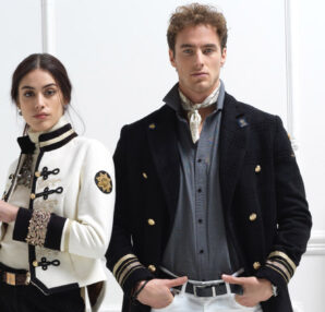 "La Martina ""Guards"" Fall Winter 2020/21 collection"