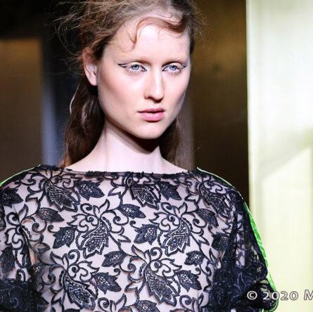 Francesca Liberatore Spring Summer 2021 collection . photo by Giuseppe Spen