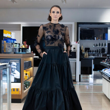 Torino Fashion Week digital Awards dalle ore 21 - Rinascente Torino . Gerardo Orlando . photo by Paolo Ratto