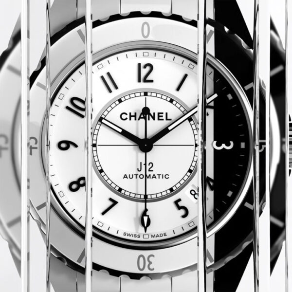Digital campaign - CHANEL WATCHES .