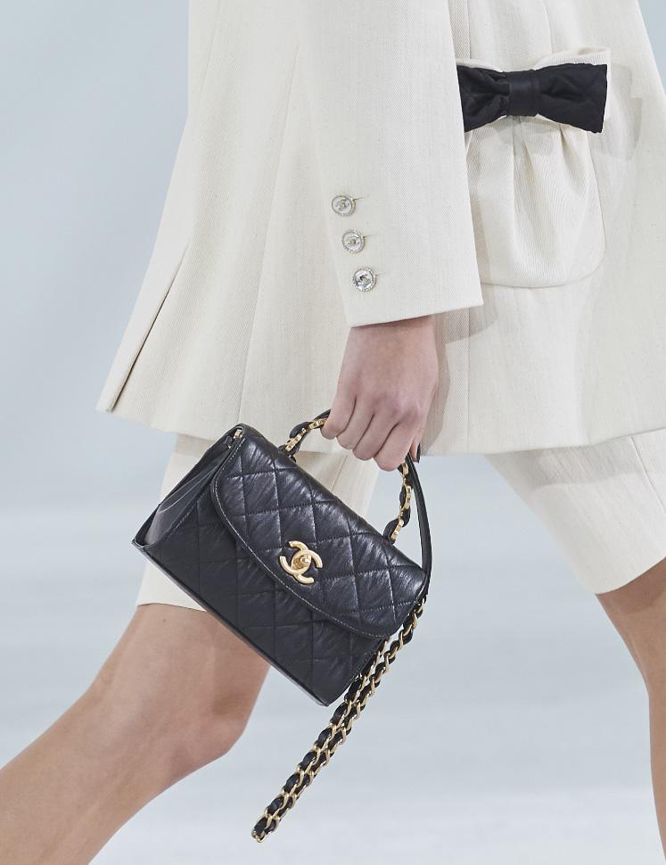 Chanel Spring Summer 2021 details