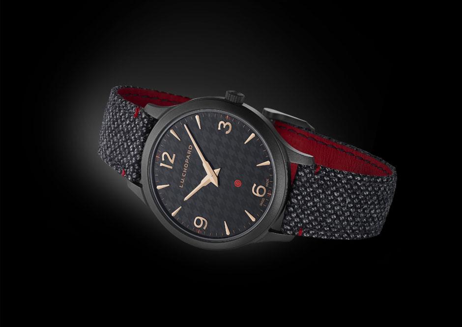 Chopard - L.U.C XP Il Sarto Kiton | Elegance is a matter of simplicity