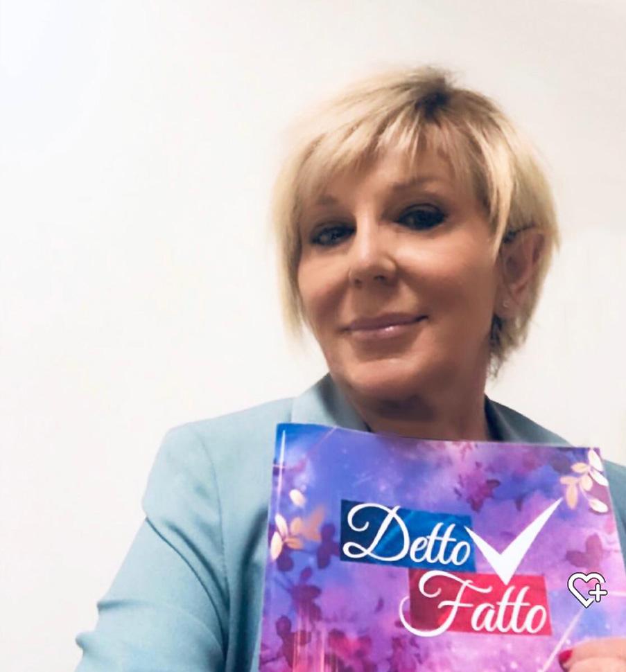 Nenella Impiglia comes back as protagonist to Detto Fatto on Rai 2