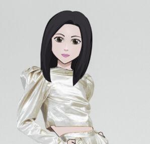 "Erica Iodice Milano ""Avatar"" Spring Summer 2021 collection"