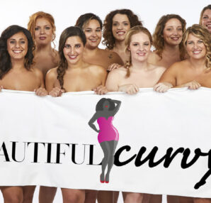 Beautiful Curvy calendar 2021